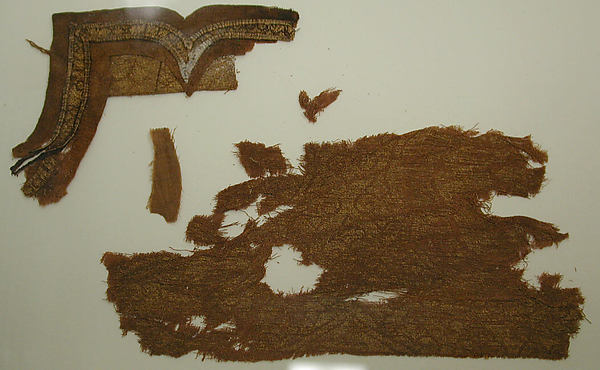 Cloth of Gold and Associated Border Fragments