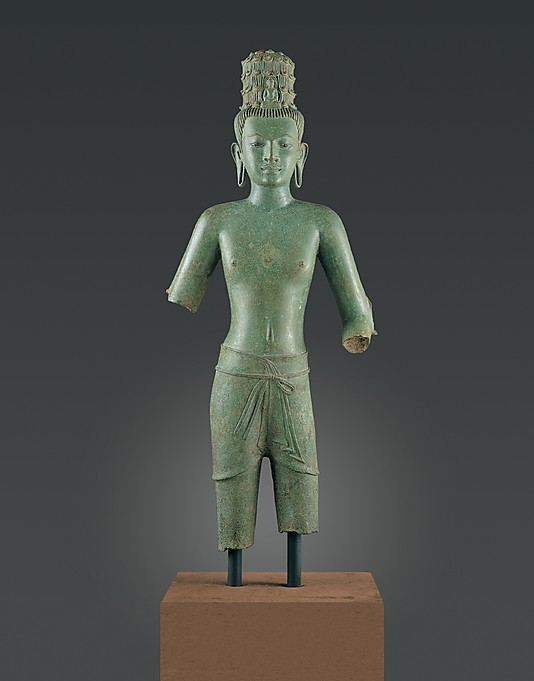 Standing Four-Armed Avalokiteshvara, the Bodhisattva of Infinite Compassion