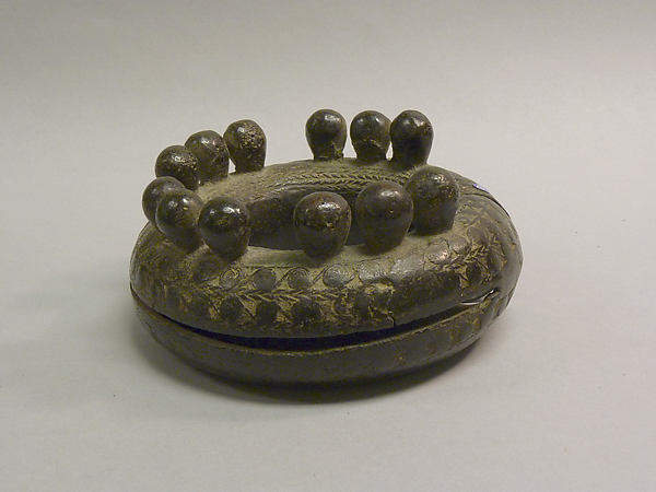 Anklet with Spheres on Top