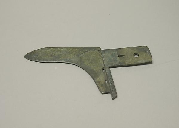 Eccentric Ax Blade