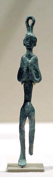 Anthropomorphic Lime Spatula