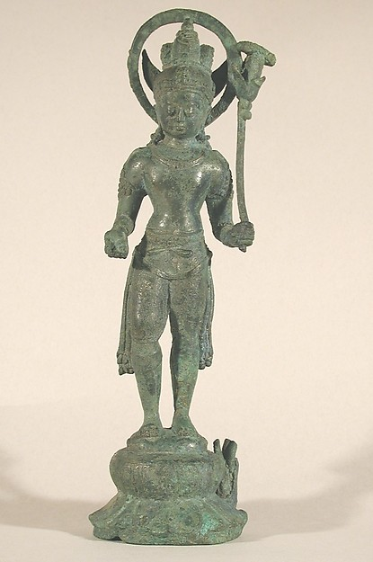 Standing Manjushri, the Bodhisattva of Infinite Wisdom