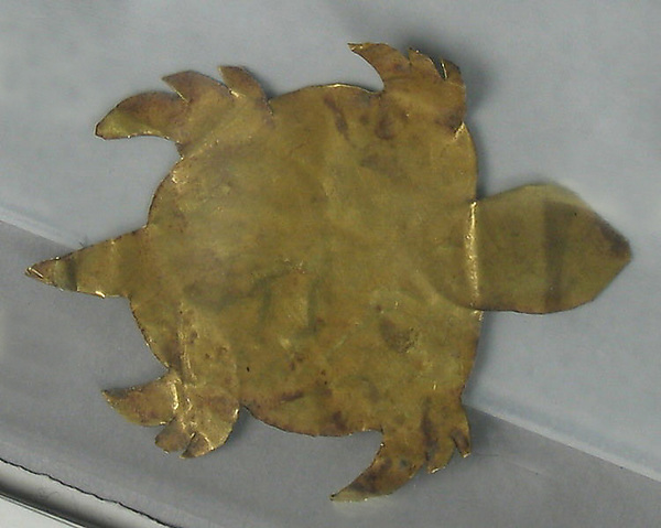 Turtle Votive Offering