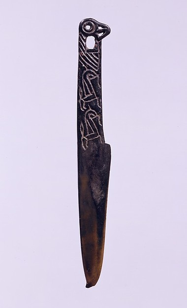 Knife with Bird's Head
