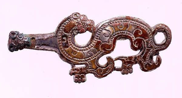 Feline-Shaped Belt Hook