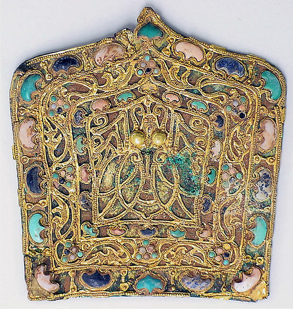 Ornamental Plaque
