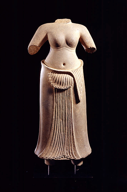 Headless Female Figure