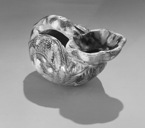 Vessel in the Shape of a Bird