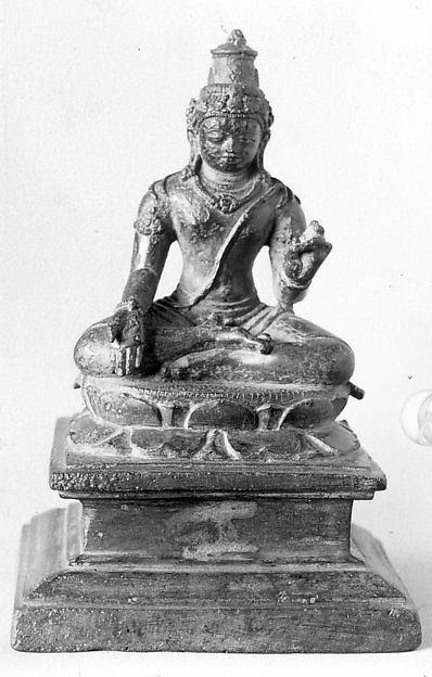 Bodhisattva (Maitreya?)