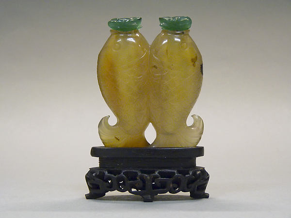 Double Snuff Bottle