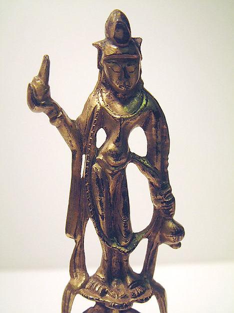 Statuette of Guanyin