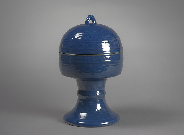 Vessel for Ritual Offering (Dou)