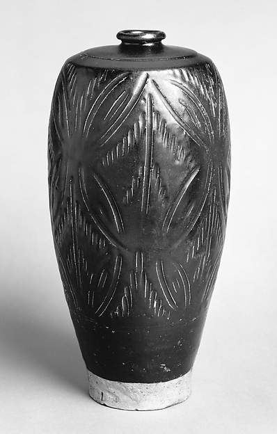 Vase with Abstract Decoration