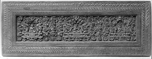 Central Panel or Book Cover