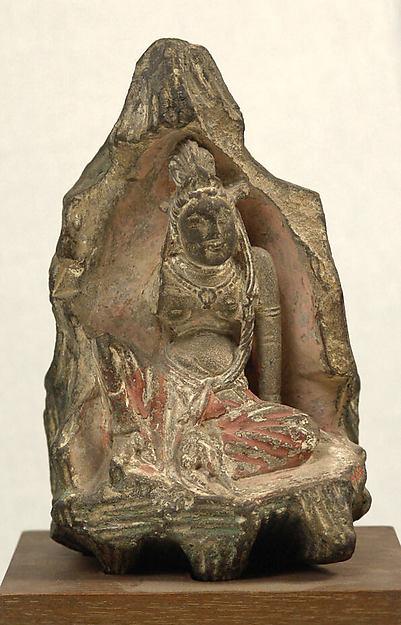 Relief of Bodhisattva
