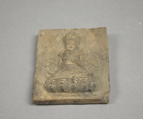 Votive Tablet with Deity