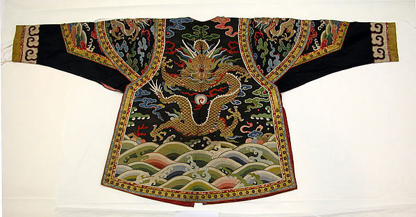 Theatrical Jacket for the Role of a Warrior