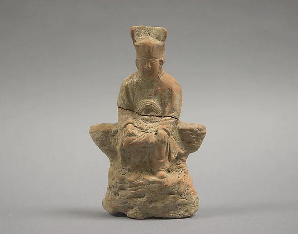 Figure of Seated Official