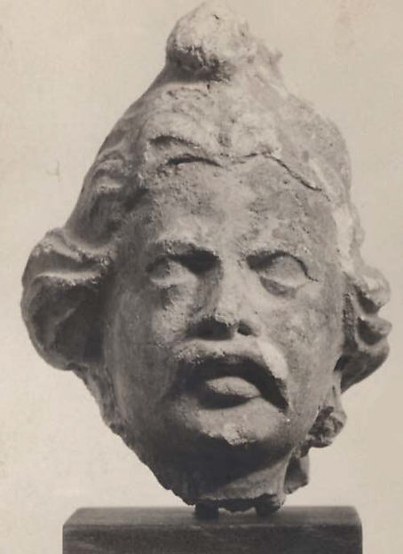 Head of an Iranian Nomad