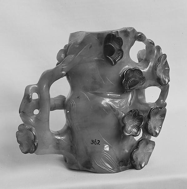 Plum-Tree Vase