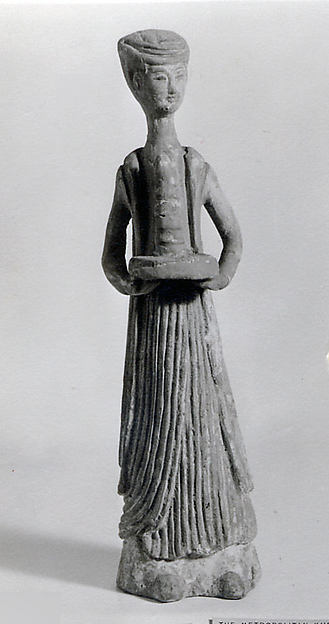 Figure of a Standing Woman