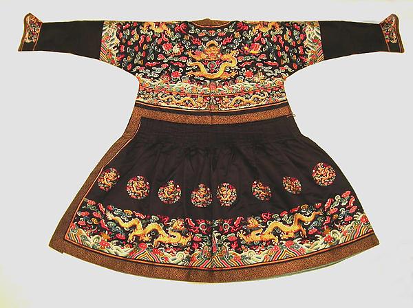 Man's Audience Robe (Chaofu)