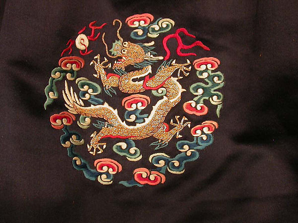 Man's Audience Robe (Chaofu)
