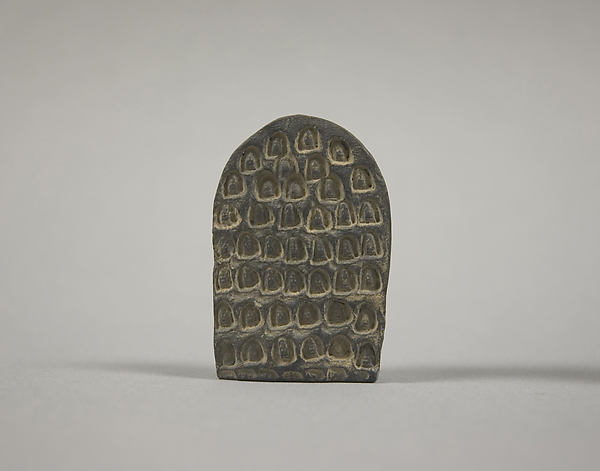 Votive Plaque with Amitāyus