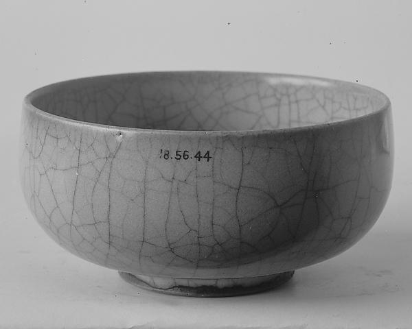 宋/金 鈞窯天青釉碗<br/>Bowl
