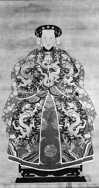 Portrait of Wife of Su Wansan (?)