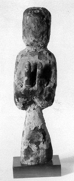 Statuette of Standing Figure