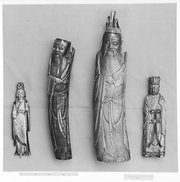 Carved Figure