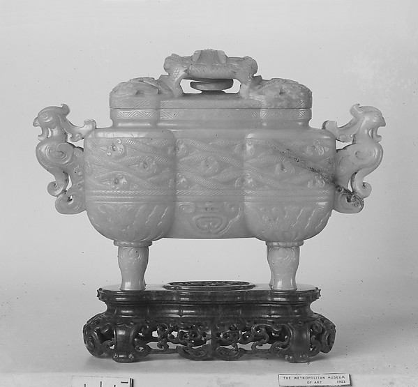 Incense Burner on Stand