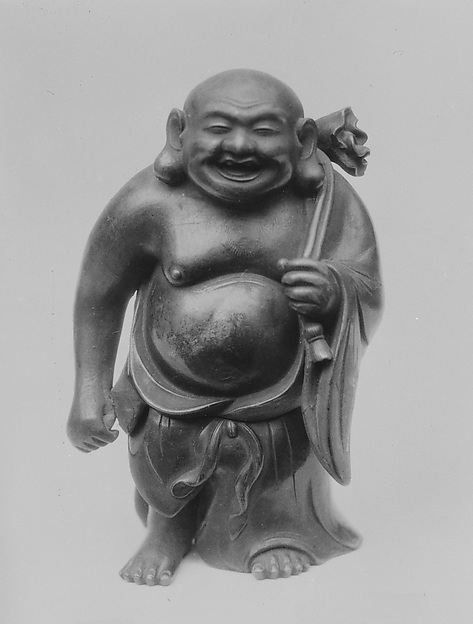 Censer in form of a God (Hotei)