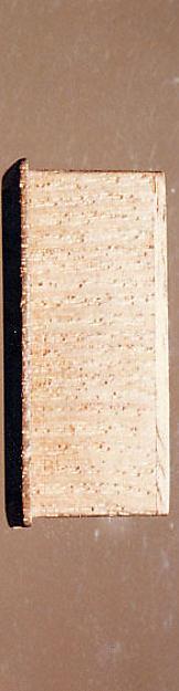 "Case (Inrō) with a Fox from the Kyōgen Play ""The Fox Hunter"" (Tsurigitsune) (obverse); Haystacks and Stream from the Kyōgen Play ""Hakuzosu"" (reverse)"