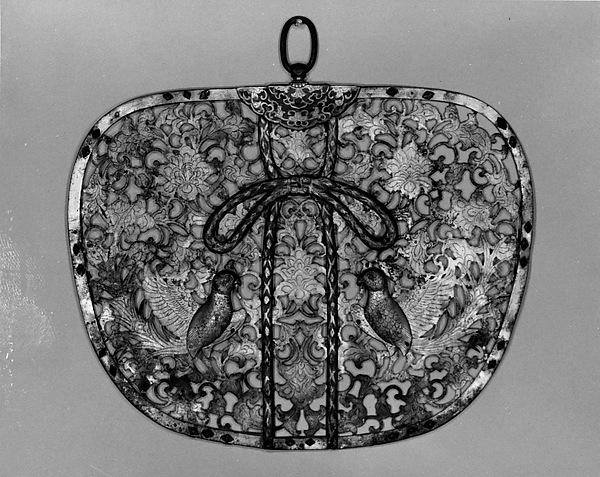 Keman (Decorative Pendant Disk)