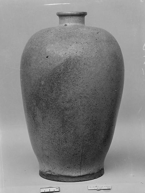 元 鈞窯天青釉梅瓶<br/>Vase