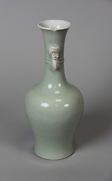 Bottle with Two Handles