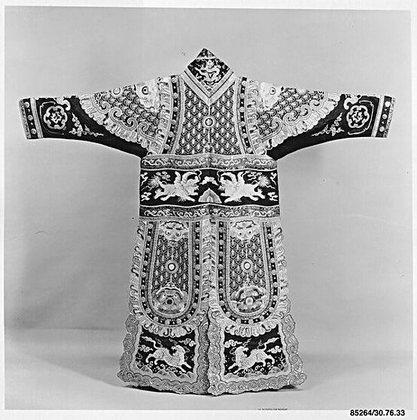 Theatrical Robe for the Role of a Guard