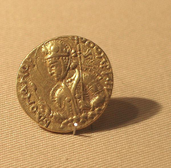 Coin of Huvishka