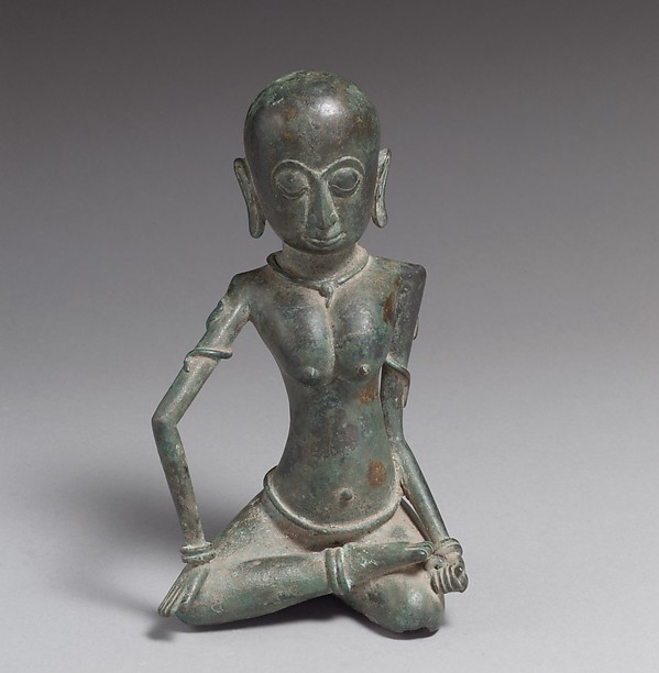 Seated Female Ascetic