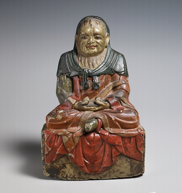 An Arhat, a Buddhist Saint