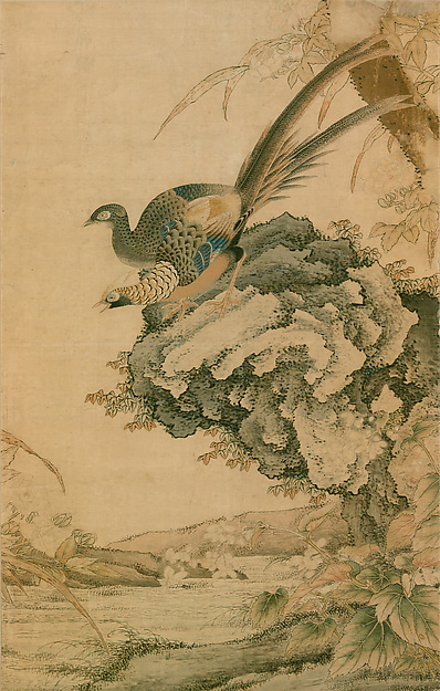 Landscape with Pheasants