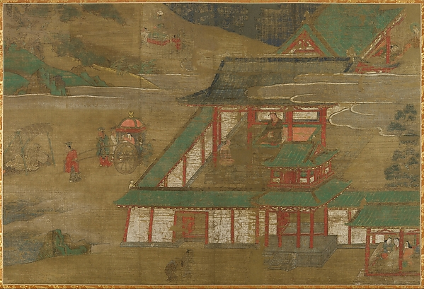 Excursions from the Four Cardinal Gates: Encounter with the Four Sufferings of Birth, Old Age, Sickness, and Death from the Life of Buddha