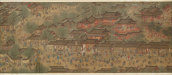 Spring Festival on the River