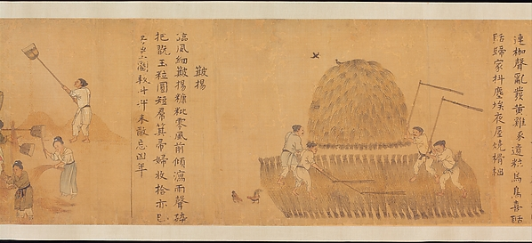 Rice Culture, or Sowing and Reaping