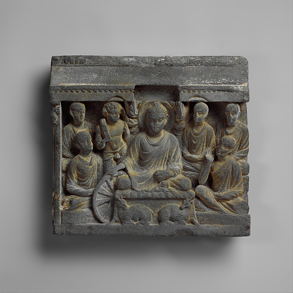 Buddha's First Sermon at Sarnath