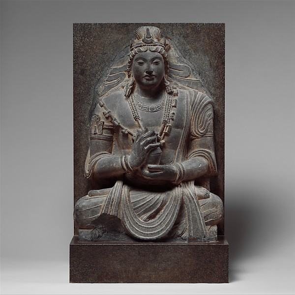 Seated Bodhisattva Maitreya (Buddha of the Future)