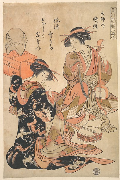 Daibutsu no bansho<br/>Vesper Bell of the Temple of Great Buddha