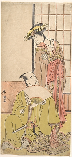 The Eighth Morita Kanya in the Role of Oboshi Yuranosuke